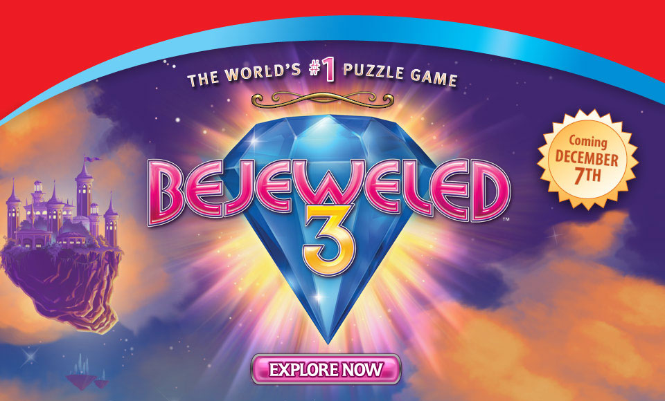 Bejeweled 3 (NEW 07/12/2010) - kèm crack