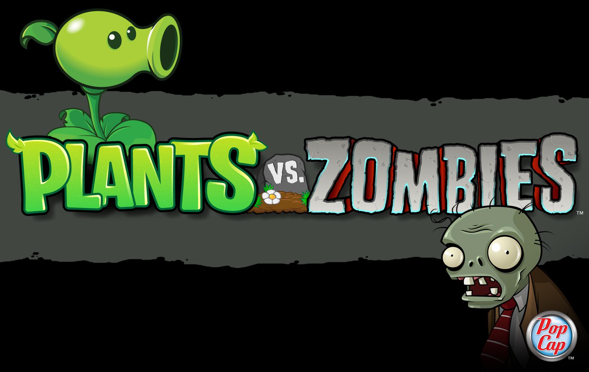 Portada Plantas vs Zombies