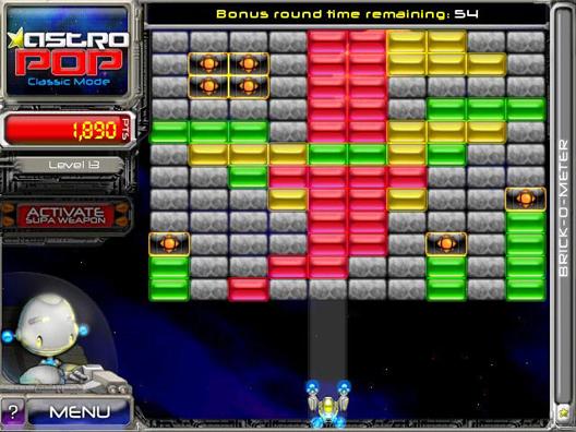 العاب لكل افراد الاسرة جميع اصدرات شركة PopCop Astropop2