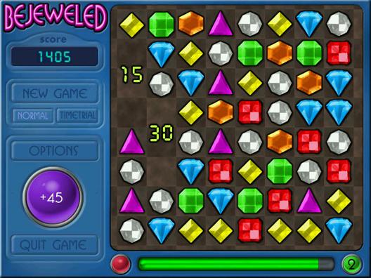 العاب لكل افراد الاسرة جميع اصدرات شركة PopCop Bejeweled3