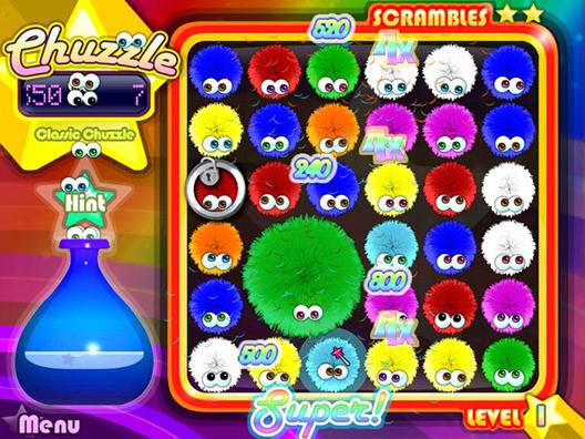 العاب لكل افراد الاسرة جميع اصدرات شركة PopCop Chuzzle2