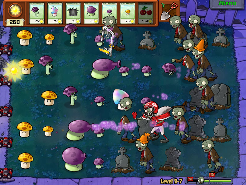 Descargar Plants Vs Zombies + Crack [Game Pc][Full]
